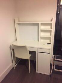 Lightly used desk