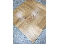 Oak Herringbone Parquet New Forest 151.2m2 £32.78 Per m2 Save 40% Samples for £1