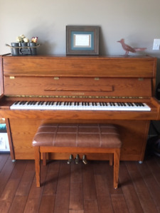 PIANO - Hyundai U822, Oak