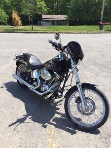 Harley softail 2006 à vendre ou échanger