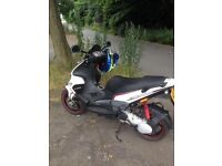 Gilera runner 70 reg as 50