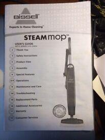 Bissel Steam Mop model 90TIE-5-108442