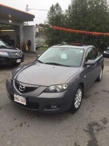 2007 Mazda Mazda3 GX