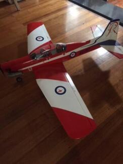 Seagull PC9 Roulette RC Plane, .46 Size