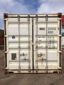 Shipping Containers Available - Used - Adelaide Port Adelaide Port Adelaide Area Preview
