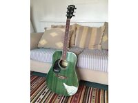 Acoustic guitar - Westfield - left handed