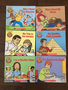 Just be Healthy Series - 6 books