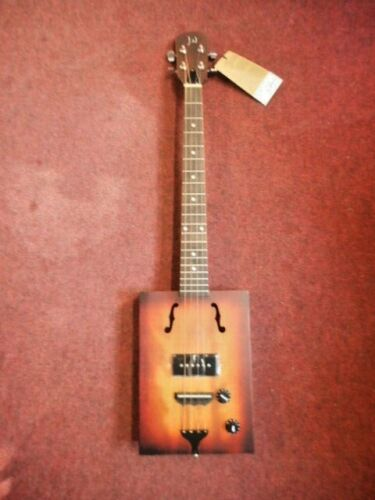 James Neligan Cask Guitar - Hogshead