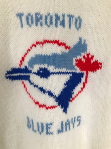 Toronto Blue Jays Hand Knitted Sweater