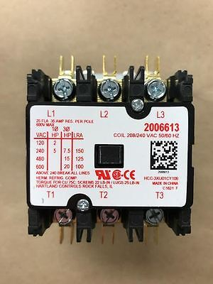 2006619 Contactor 20-0661-9 20-0661-3 Oem Manitowoc Part - Ships Fast