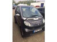 2007 smart car recon engine collection Bedford