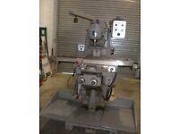 Bridgeport 1S Universal Milling Machine