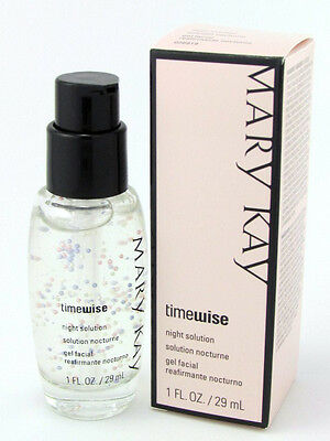 MARY KAY TIMEWISE NIGHT SOLUTION~FULL SIZE~ANTI-AGING SERUM~REPAIR SKIN!
