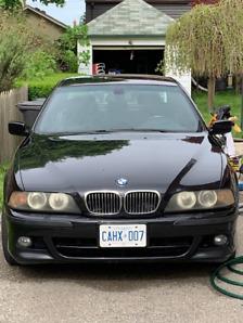 2001 BMW 540i M-Sport (E39)
