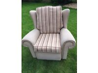 Seriously comfy armchair - good condition - Poole Dorset