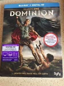 Dominion Season 1 Blue-Ray