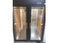 Williams double door commercial chiller refrigerator fridge fully working Little use