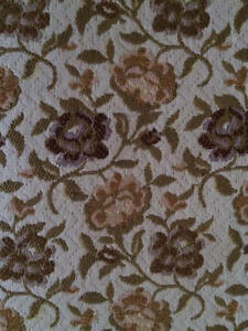 Vintage 1960's Reupolstered Kroehler Chesterfield/Couch