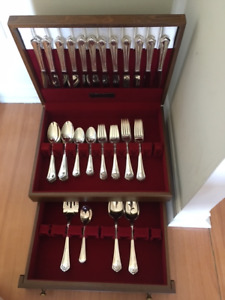 Heritage Silversmiths Cutlery Set!