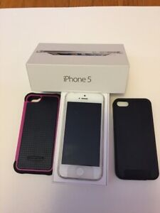 AS NEW iPHONE 5 - 16GB FOR SALE