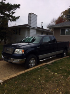 2005 Ford F150 Ext Cab 4 X 4