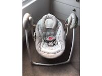 Bright Starts Comfort & Harmony ; Portable Baby Swing RRP £69