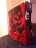 Xbox 360 special edition Gears of war! +11 jeux!
