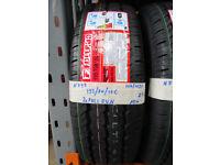 N799 1X 195/70/15C 104/102R FULLRUN FRUN-FIVE 8PR NEW TYRES