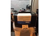 Dell 1700n Network Standard Laser Printer Un Used