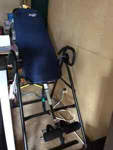 Inversion Table for Back Pain Relief - Like brand new