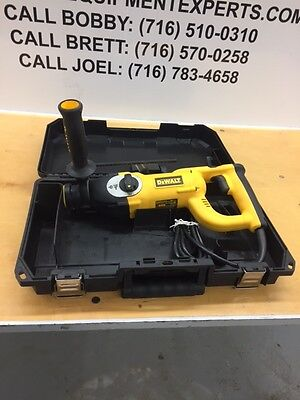 Dewalt 1 Hammer D-handle Three Mode Sds Electric Corded Rotary