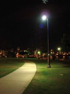 Solar smart light poles ideal for farms and remote areas Tenterfield Tenterfield Area Preview