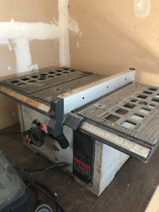 "Shopcraft 10"" Table Saw $25 OBO"