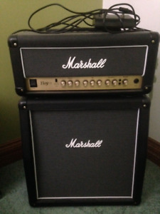 Marshall Haze 15 watt tube amp with speaker