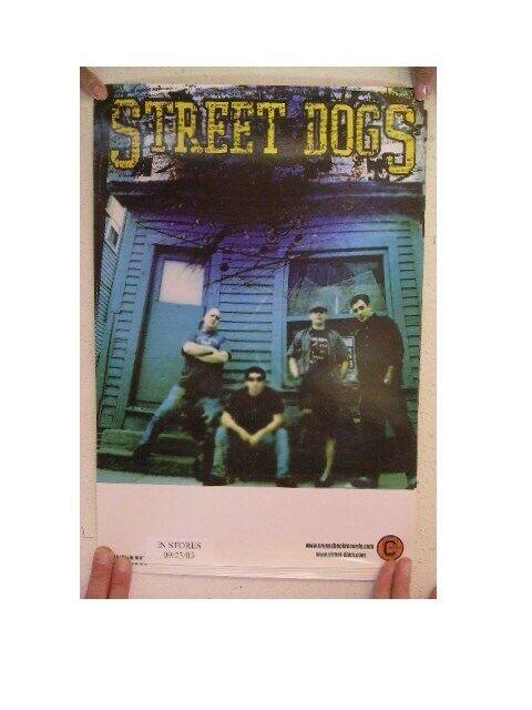 Street Dogs Poster Dropkick Murphys The