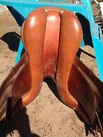 Schleese jumping saddle