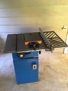 shop Table Saw