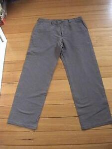 Oxford Men's Pinstripe Pants Size 94 cm Doncaster East Manningham Area Preview