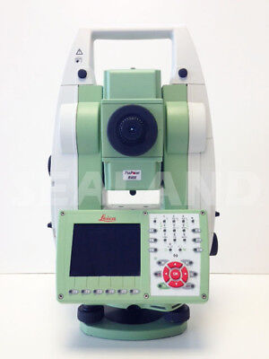 Leica Ts15 5 R400 Robotic Total Station With Cs15 Field Controller