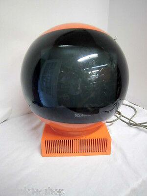 70er JVC Nivico Kugelfernseher auf Sockel Space Age Panton Aera  rare 70s