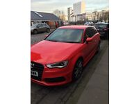Audi A3 Black Edition SLine 3 Door Mint Condition