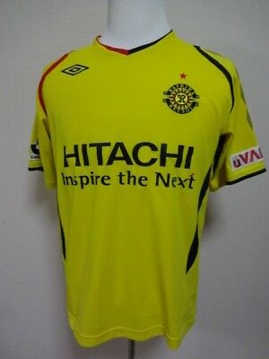 Kashiwa Reysol 100% Original Jersey 2009 Home M-L J-League Good Condition image