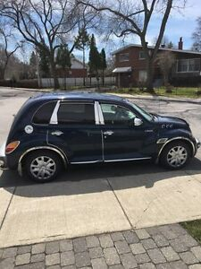 2001 Chrysler PT Cruiser Chrome Limited Edition limitée