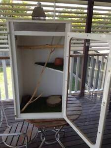 Snake Enclosure + Accessories Maidenwell South Burnett Area Preview
