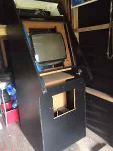 Arcade cabinet and Jamma boards