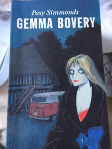 New Gemma Bovery (Le Film) (French) by Posy Simmonds - $75
