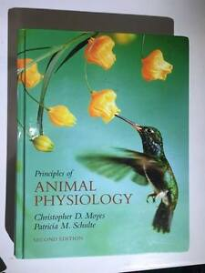Principles of Animal Physiology (2nd Ed.) London Ontario image 1