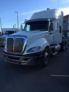 2013 International ProStar, Used Sleeper Tractor