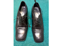 Ladies Russell & Bromley leather shoes. UK size 7 £20