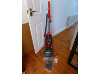 Vax carpet cleaner VRS18W, used only twice, £20